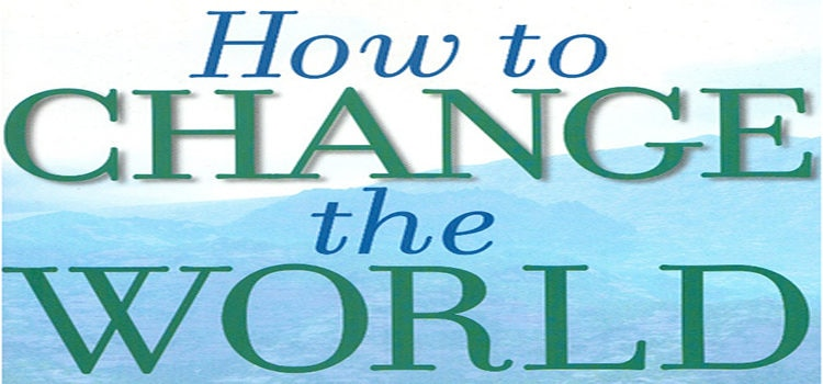 U.S. Embassy presents the Armenian edition of How to Change the World