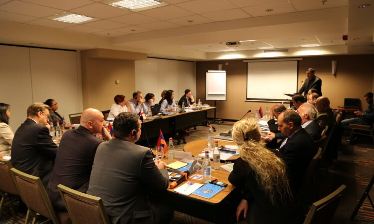 Armenia and Georgia Exchange Best Practices in Export Controls during Training Organized by U.S. Embassy