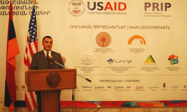 USAID Completes Successful Effort to Improve Social Protection System