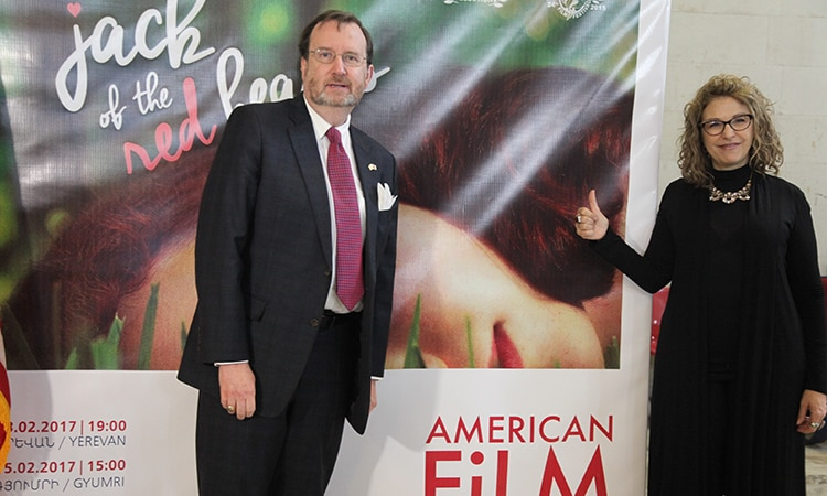 "U.S. Embassy Highlights Power of Filmmaking with ""Mosaic of Human Stories"" American Film Showcase"