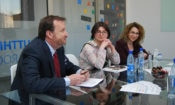 U.S. Ambassador Mills Meets with women From Armenia's IT Industry, Highlights Economic Benefits of Women's Empowerment