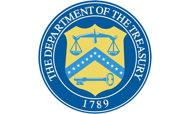 U.S. Treasury Logo